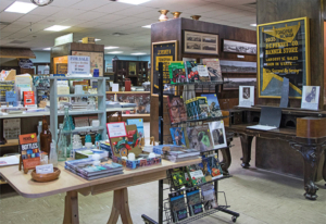 Central Nevada Museum Gift Shop
